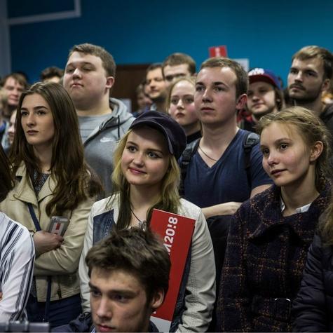 Открытие штаба Алексея Навального в Воронеже