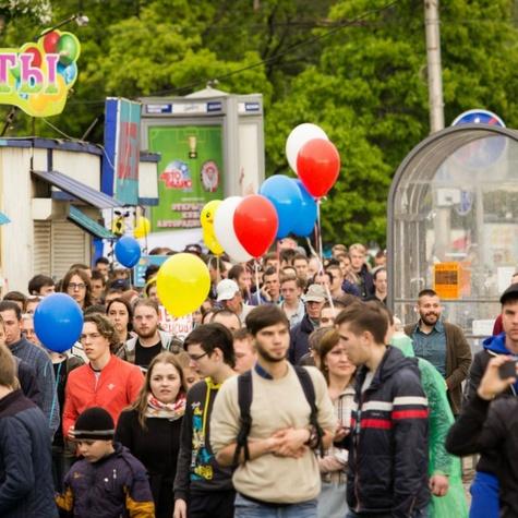 Шествие 12 июня помогло увидеть как нас много