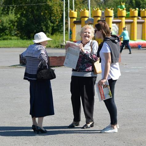 Волонтёры новокузнецкого штаба — проводники хорошего настроения