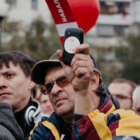 выступление Навального - это интересно
