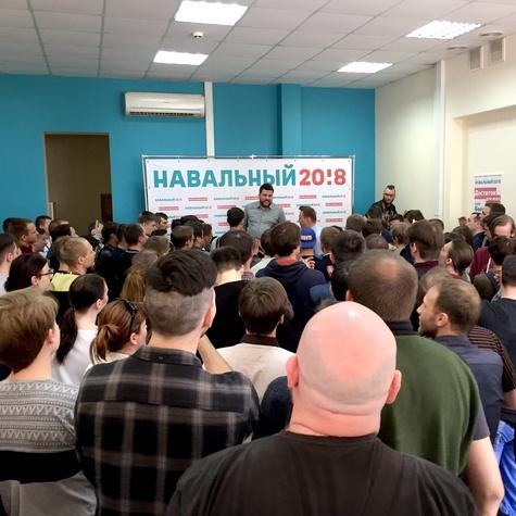 Леонид Волков рассказывает о кампании