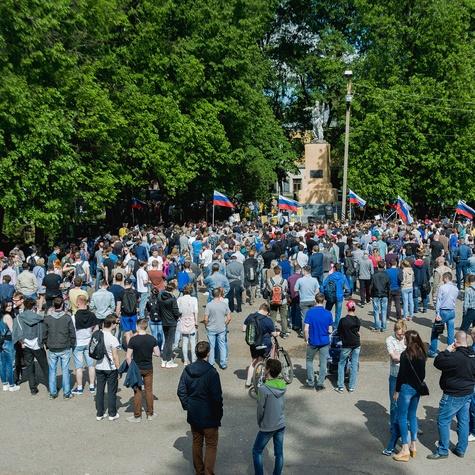 Киров против коррупции. 12 июня 2017 года
