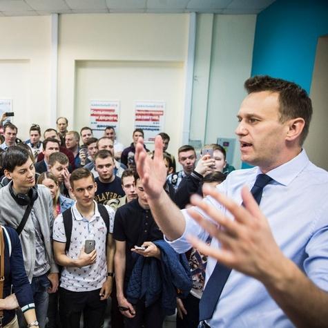 Навальный рассказывает о планах и задачах