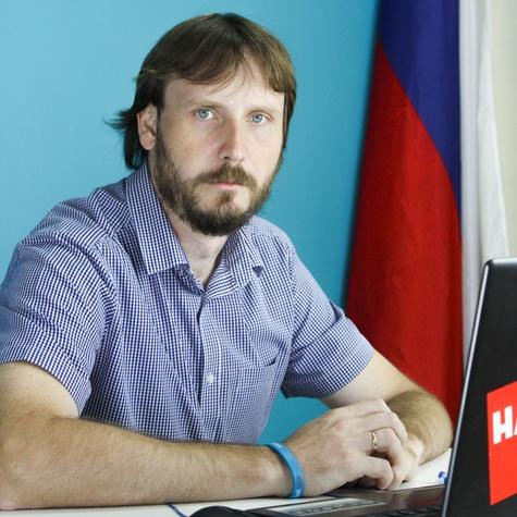 Координатор штаба Мирослав Валькович