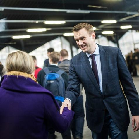 Навальный приветствует волонтёров