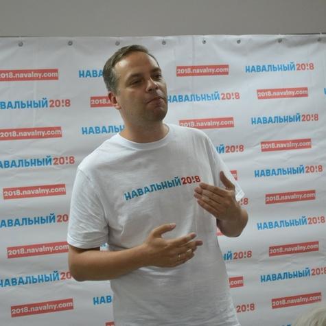 Владимир Милов на встрече с новокузнецкими волонтёрами и сторонниками