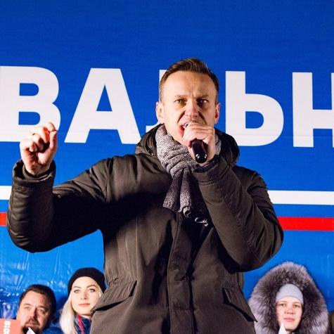 Встреча А.Навального с нижегородцами 25 ноября
