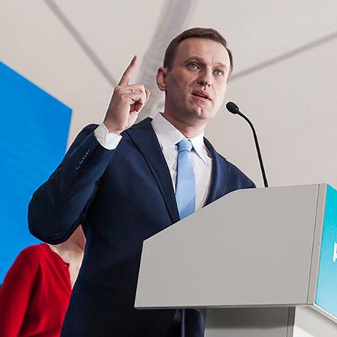 Алексей Навальный выдвигается вкандидаты