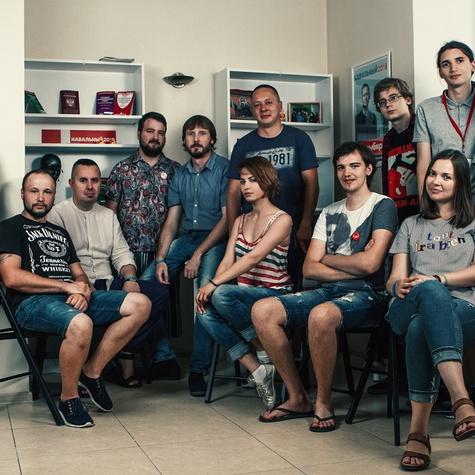 Волонтёры штаба Алексея Навального