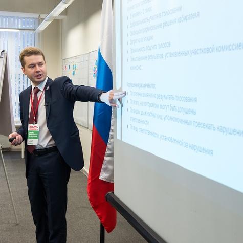Юрист штаба Александр Помазуев  рассказывает онарушениях научастках