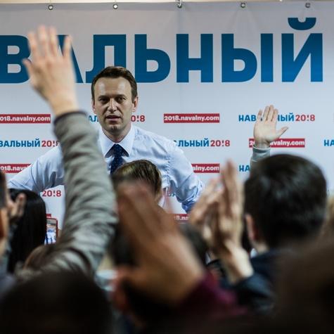 Алексей Навальный отвечает на вопросы чебоксарцев