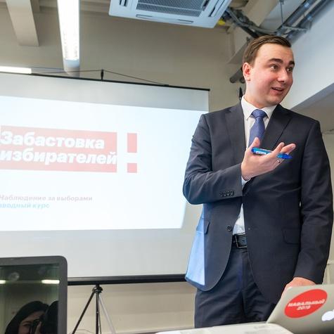 Глава юрслужбы Иван Жданов рассказывает озабастовке избирателей